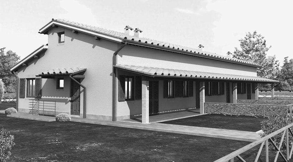 Arch giuseppe mincella studio di architettura a siena for Fuori piani di costruzione